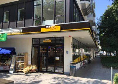 München- Schwabing, Belgradstraße